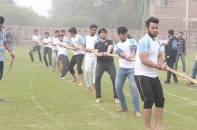 ME vs EN Tug Of War (Boys) Final match.